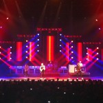 RSC Lightlock unit on tour with Status Quo