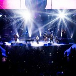 Gary Barlow Tour Stage Set On Tour