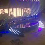 Gary Barlow Tour Stage Set