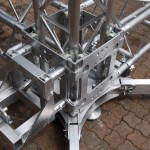 OV30 Ground support tower system