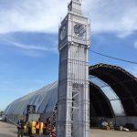 London 2012 Olympics Closing ceremony Big Ben