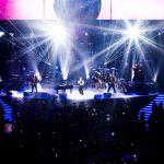 Gary Barlow Tour Stage Set On Tour
