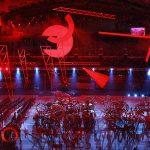Winter Olympics exhibition