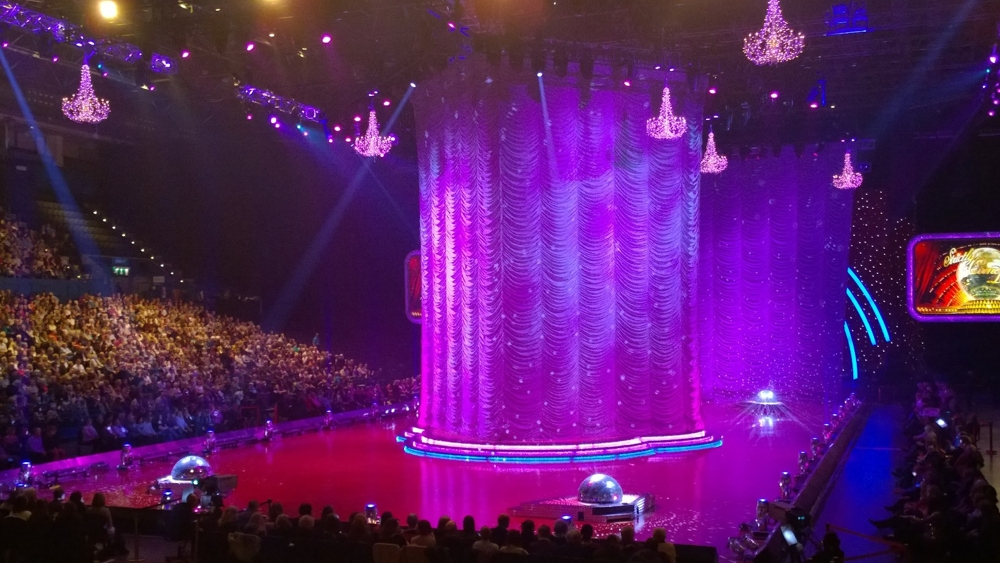 Strictly Come Dancing Tour 2015