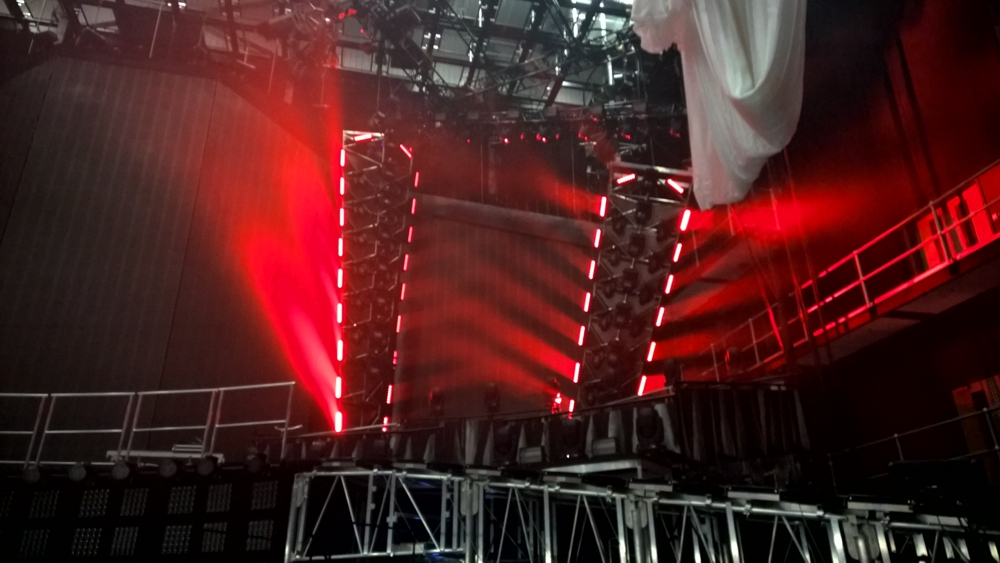 Take That Tour Iii Total Solutions Group