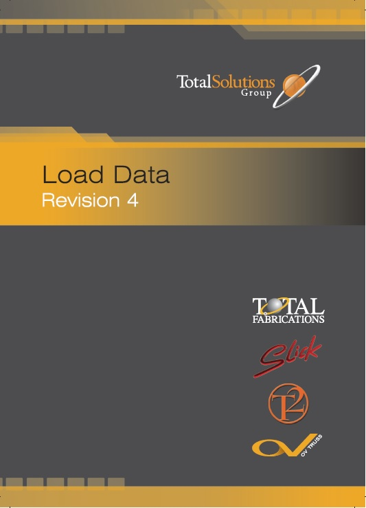 TSG Load Booklet